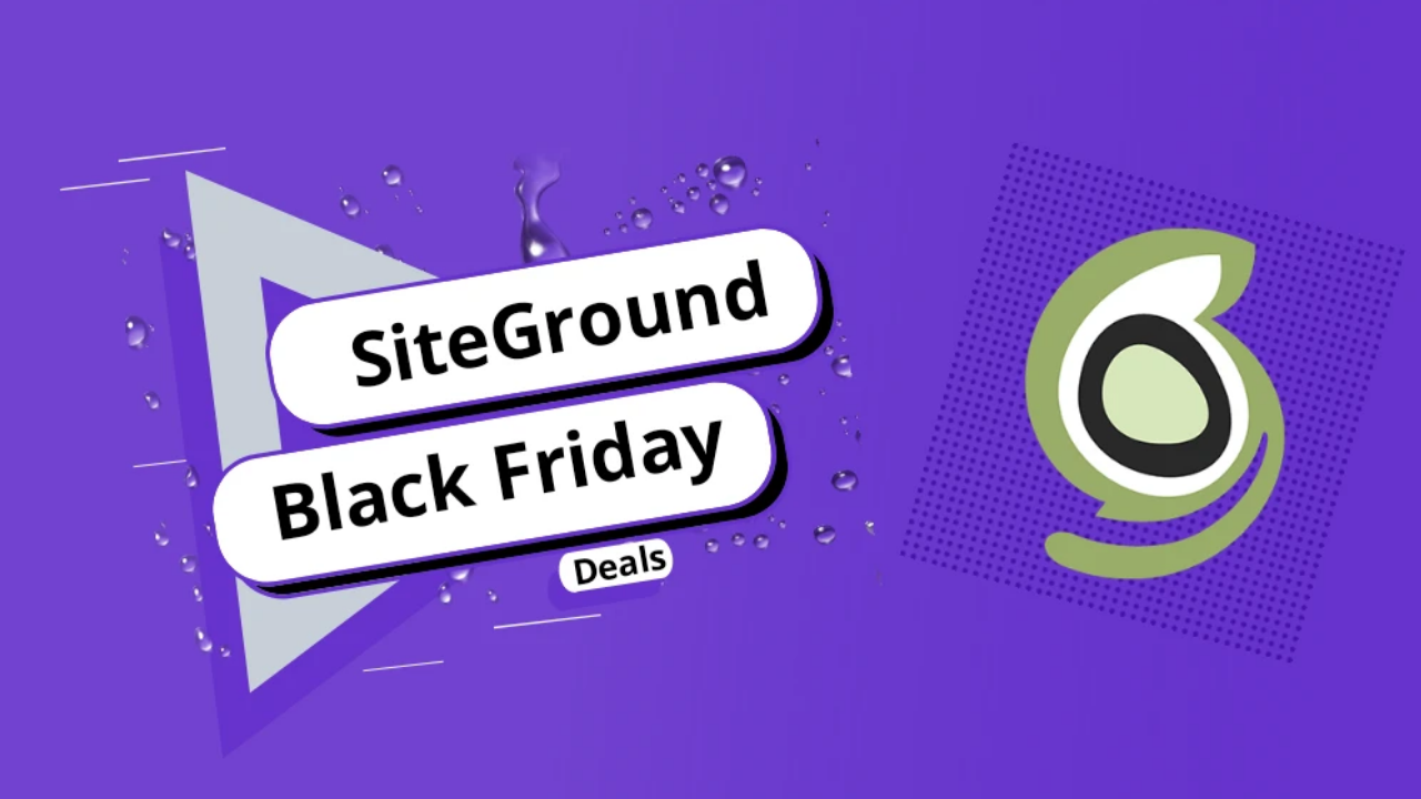 SiteGround Cyber Monday 2020 Deal: A Massive 75% Discount [$2.98/Mo Deal]