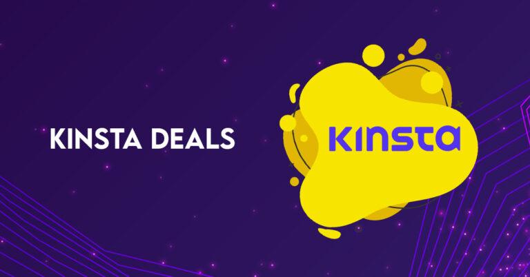Kinsta Deals