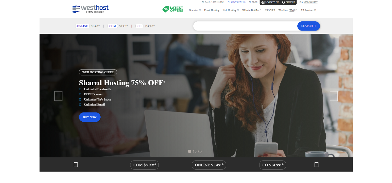 WestHost Review - 2021 - Is This Web Host Worth The Money