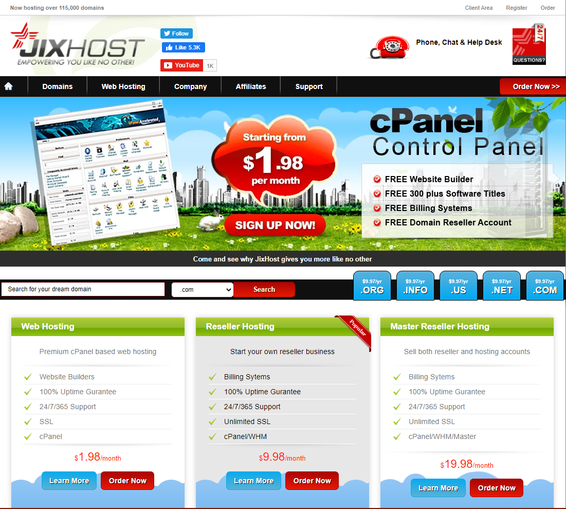 JIXHosting Review 2021: Are They Your Next Step