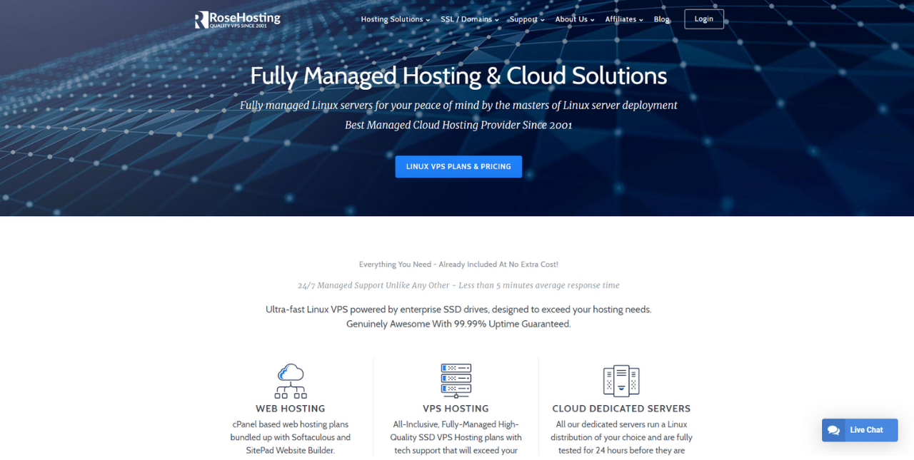 RoseHosting Review 2021 – Can You Trust It?